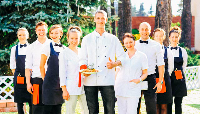 Caterers-and-beverages